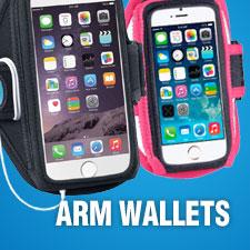 Running Arm Wallets