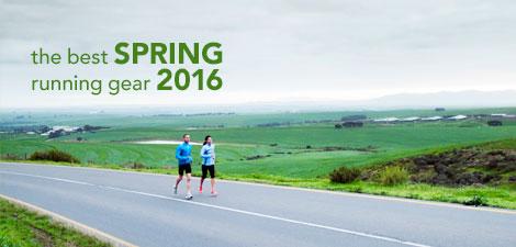 The Best Spring Running Gear