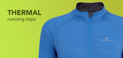 Thermal Running Tops