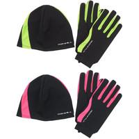 Ronhill Vizion Beanie And Glove Set W3