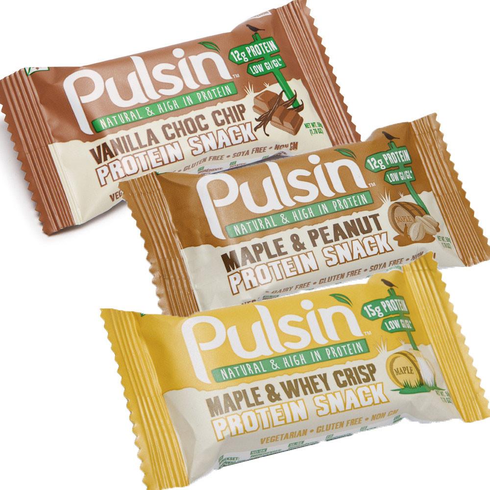 Pulsin Protein Bar main image