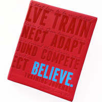Believe Training Journal
