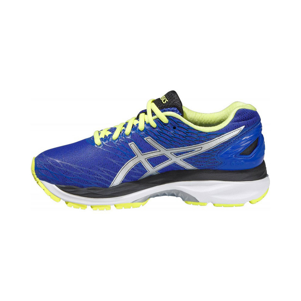 buy women 39 s asics gel nimbus 18 in purple run and become specialist running shop london. Black Bedroom Furniture Sets. Home Design Ideas
